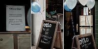 Otto Pizza Party Balloons on Chepstow Road