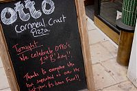 Cornmeal crust and gluten free otto pizza notting hill one year party