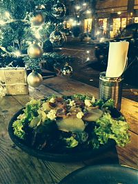 Bacon and Pear Salad